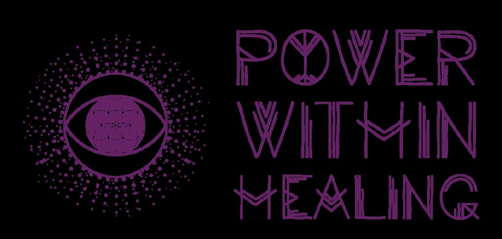 Power Within Healing logo
