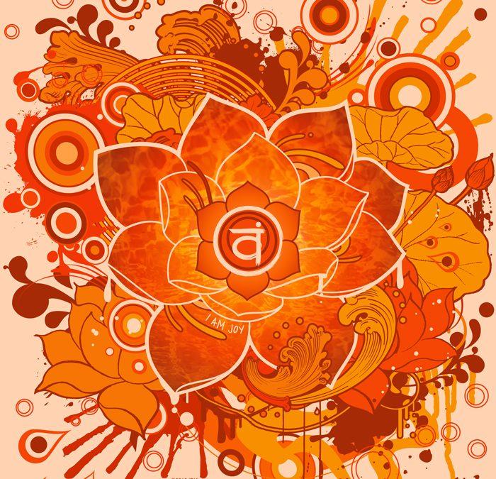 Representation of second chakra